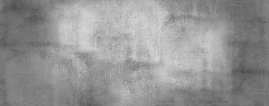 Light Grey Wall Grunge background texture in abstract old distressed concrete or vintage design, textured grungy paper wallpaper in 8K High Resolution