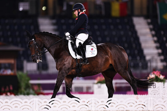 Tokyo 2020 Paralympic Games - Equestrian