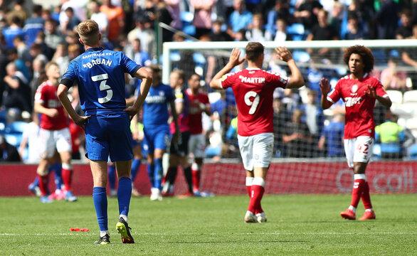 2021 EFL Championship Football Cardiff v Bristol City Aug 28th