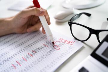 Financial Fraud Investigation Report