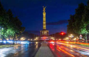 Siegessäule, Berlin, Germany 2021