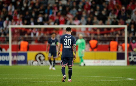 Ligue 1 - Stade de Reims v Paris St Germain