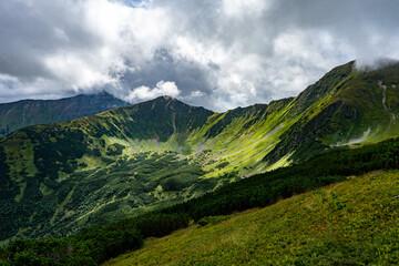 Obraz Western Tatras - fototapety do salonu