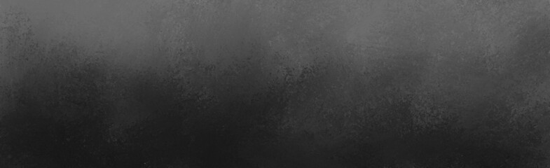 Obraz black background, old chalkboard texture illustration, black white and gray color with old vintage grunge textured design, black wall with spotlight and gradient colors, painted wall metal or paper - fototapety do salonu