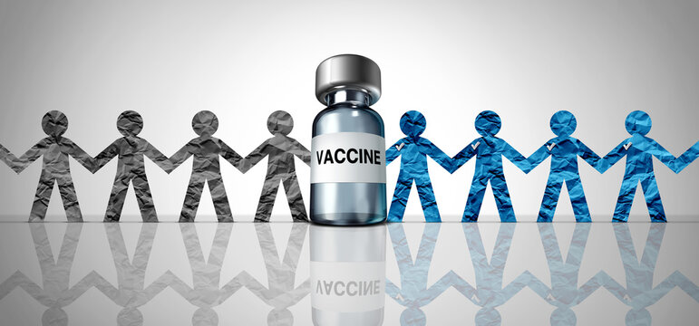 Vaccinated and Unvaccinated