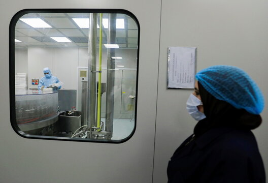 Egypt ramping up production of local-Sinovac vaccine ahead of COVID-19 fourth wave in Cairo