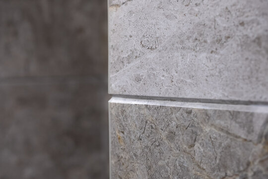 Abstract grey marble texture or background.