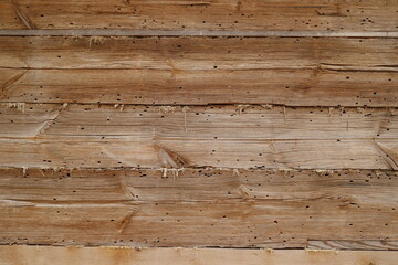 Deski drewniane poziome niejednolite tło