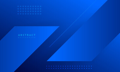 abstract blue background, digital background, modern landing page concept vector.
