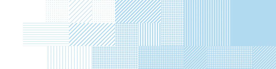 Linear halftone pattern con effetto sfumato. Linee orizzontali, verticali, diagonali. Pattern per sfondi e texture stilizzate.