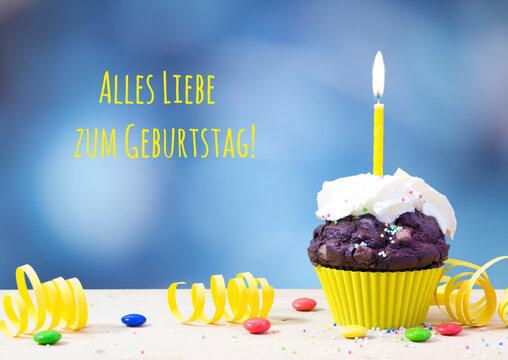 Alles Liebe zum Geburtstag