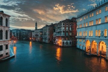 city grand canal