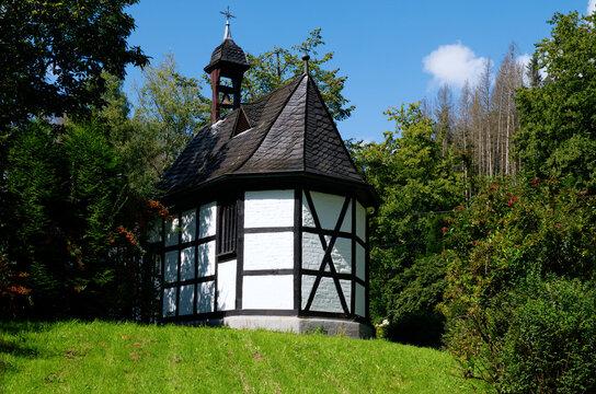 Barbara-Kapelle Hellenthal in Rösrath 2021
