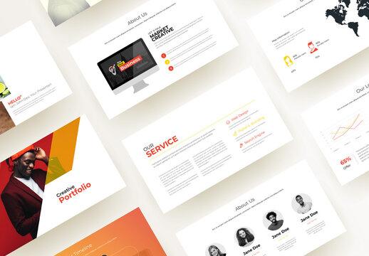 Multipurpose Presentation Layout