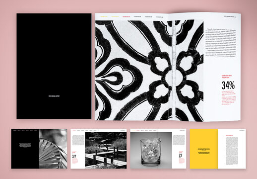 Dark to Light Theme Annual Report