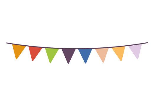 party garland design
