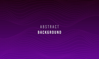 Obraz abstract background wit line wave gradient color  - fototapety do salonu