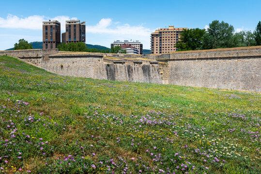 Citadel of Pamplona, Navarre, Spain