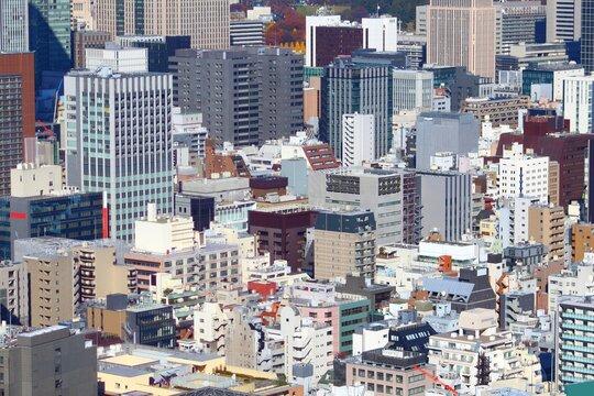 Tokyo city Minato ward - Nishishinbashi
