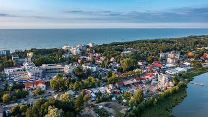 Obraz Mielno, zachodniopomorskie, Polska - fototapety do salonu