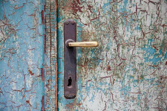 entrance segment of door