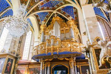 Cathedral Basilica of the Birth of the Blessed Virgin Mary in Sandomierz - Bazylika katedralna Narodzenia NMP w Sandomierzu