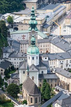 Salzburger Kirchen
