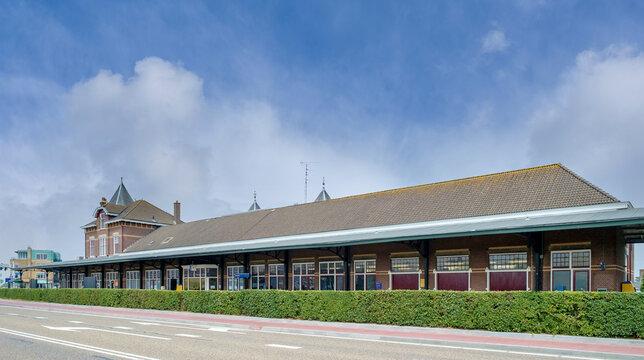 Kampen Station, Overijssel Province, The Netherlands
