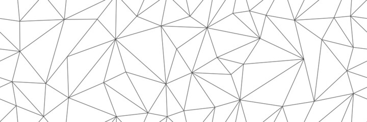 Seamless vector linear pattern forms triangles. Vector illustration for textures, textiles, simple backgrounds, covers and banners