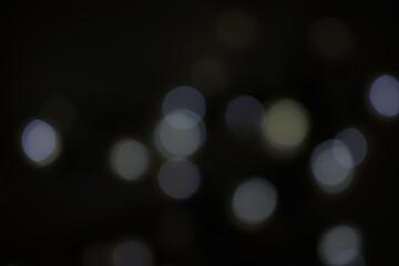 świetlne kule idealnie na tło pulpitu lub smartfona