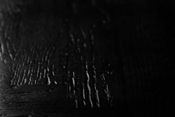 ebbenhouten achtergrond houtskool, houten vintage loft textuur zwart