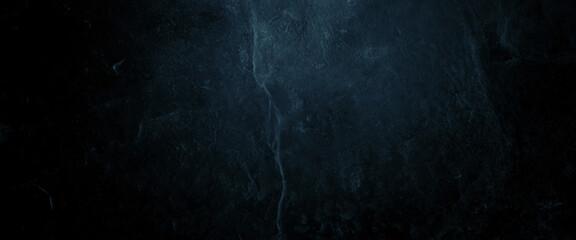Fototapeta Horror Cement Texture. Grunge scary background. Wall Concrete Old black obraz
