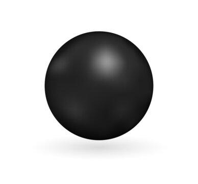black ball sphere