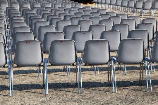 recycled plastic outdoor performance chairs