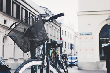 Rower w mieście. Ekologiczny styl życia