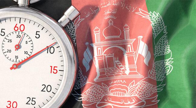 Afghanistan - Die Zeit wird knapp