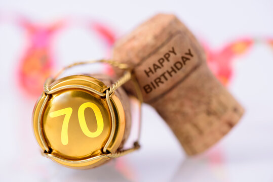 congratulations  on the 70th birthday