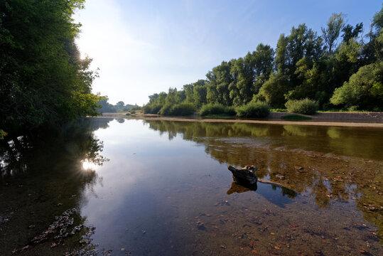 Val De Loire National Nature Reserve