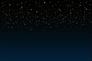 Obraz Nocne niebo - fototapety do salonu