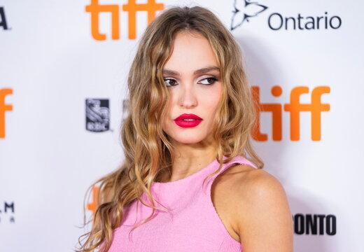 Red carpet premiere of Silent Night, at the Toronto International Film Festival (TIFF) in Toronto