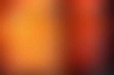 Obraz Gold surface polished background. Abstract orange metal blur texture. - fototapety do salonu