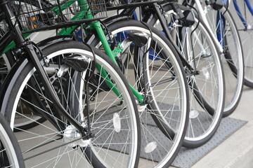 Fototapeta 自転車 obraz