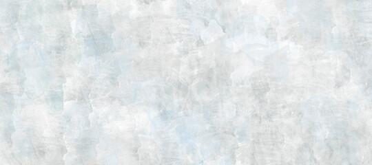 Obraz グレー水彩画筆跡コラージュテクスチャ背景和紙風素材横長高解像度350印刷対応 - fototapety do salonu