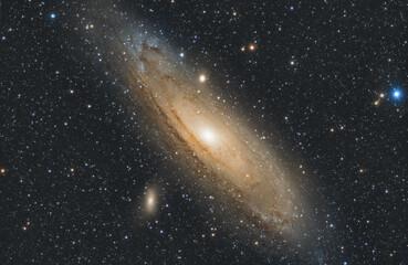 Obraz Andromeda Galaxy  - fototapety do salonu