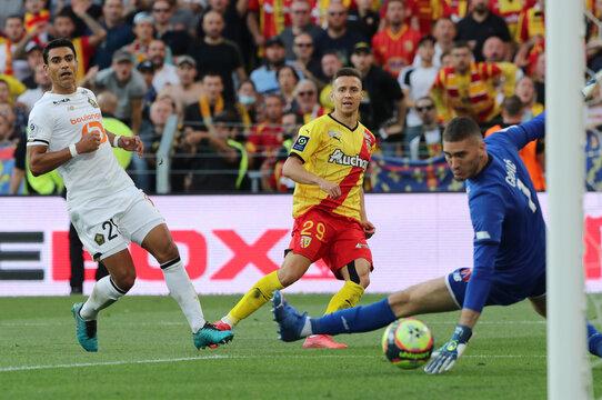 Ligue 1 - RC Lens v Lille