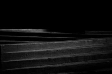 Abstract Stairway