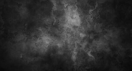 Fototapeta Dark wall halloween background concept. Scary background. Horror texture banner. obraz