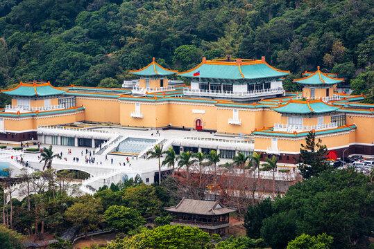 Taipei, Taiwan National Palace