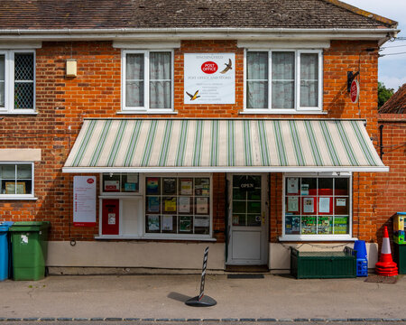 Post Office and Village Store in Finchingfield, Essex