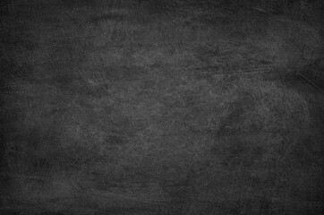 Fototapeta Texture of black concrete wall background obraz